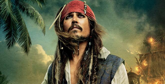 """""""Piratas do Caribe 5"""": retorno de Orlando Bloom, logotipo e novas imagens"""