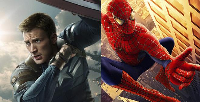 """Segundo site, Capitão América e Homem-Aranha irão lutar em """"Guerra Civil"""""""