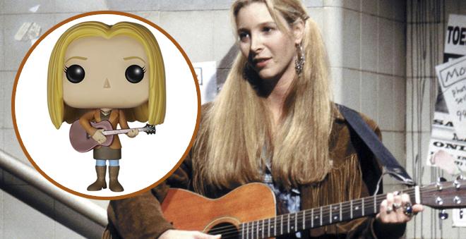 Funko Pop irá lançar uma coleção de bonecos fofos de Friends