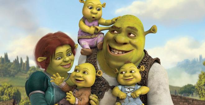 O ogro Shrek ganhará um novo filme em breve!
