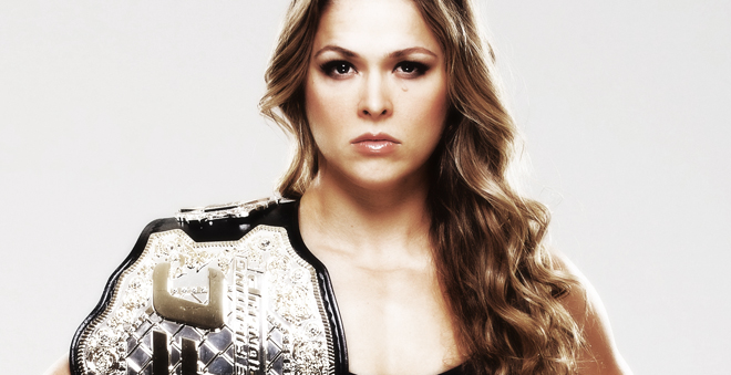 ronda rousey movie