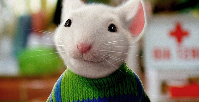 Sony Pictures fará remake de O Pequeno Stuart Little