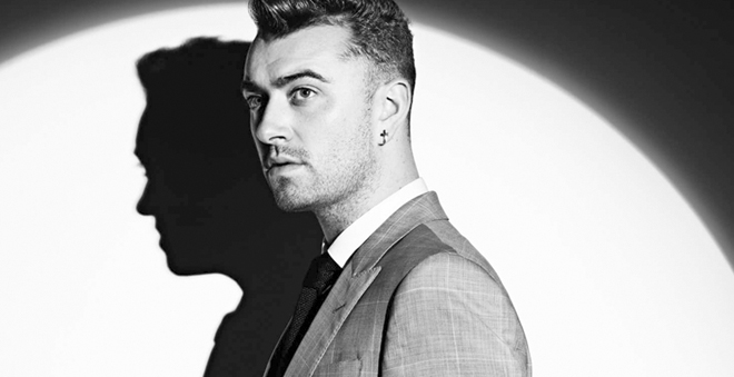 "Ouça ""Writing's on the Wall"", música do Sam Smith para o novo filme de 007"