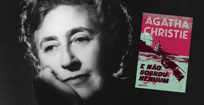 """Romance policial """"E Não Sobrou Nenhum"""", de Agatha Christie, ganhará novo filme"""