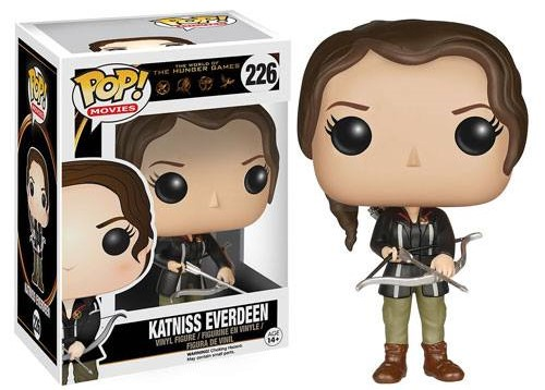 funko hunger games katniss 0 pdo