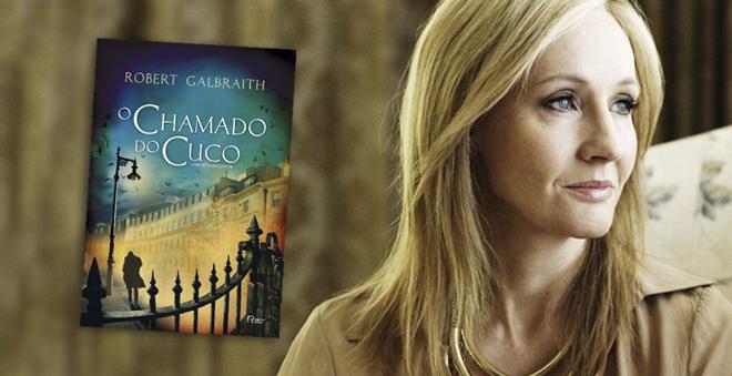 Livro de Robert Galbraith, pseudônimo de J.K. Rowling, ganhará uma série