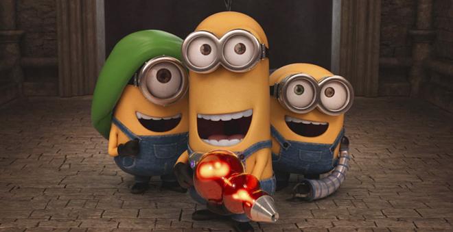 Minions: filme se torna a segunda maior animação da história do cinema