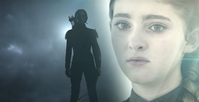 """Prim é homenageada em novo trailer de """"Jogos Vorazes: A Esperança – O Final"""""""