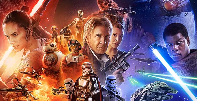 """Pare tudo o que estiver fazendo e assista o novo trailer de """"Star Wars: O Despertar da Força"""""""