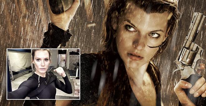 """Dublê de Milla Jovovich quase morre em gravação de """"Resident Evil: O Capítulo Final"""""""