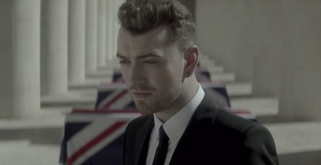 "Assista ao clipe de ""Writing's On the Wall"", música do Sam Smith para o novo 007"