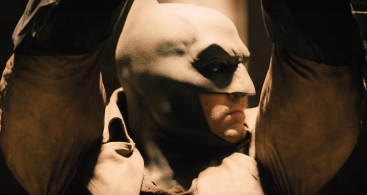 """Vem assistir ao novo teaser trailer oficial de """"Batman vs Superman: A Origem da Justiça""""!"""