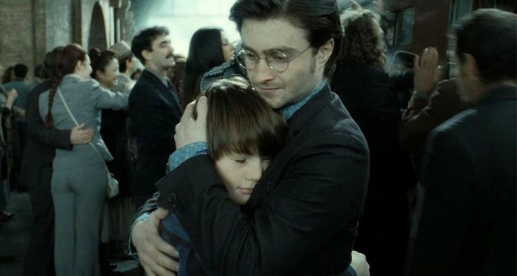 Por que Harry Potter nomeu seu filho de Alvo Severo? J.K. Rowling explica essa decisão!