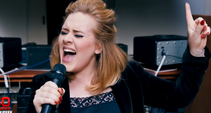 "Prévia de especial de TV revela ""When We Were Young"", música inédita da Adele"