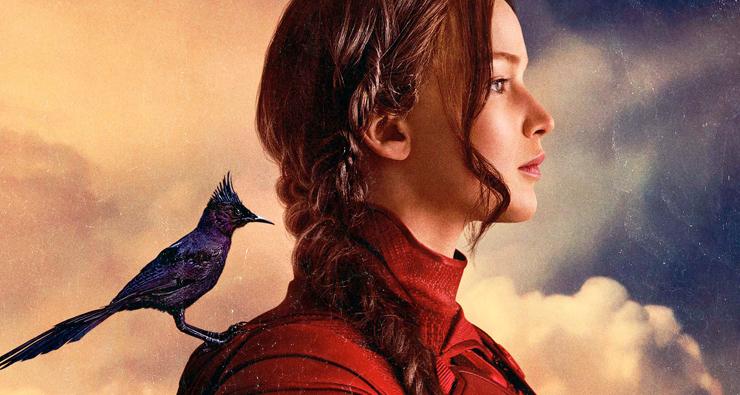 """O Pizza assistiu ao emocionante desfecho de Katniss em """"Jogos Vorazes: A Esperança – O Final"""""""
