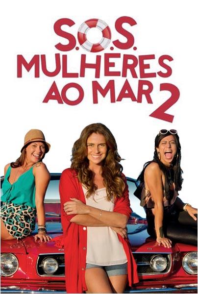 """O Pizza assistiu a comédia nacional """"S.O.S Mulheres Ao Mar 2"""""""