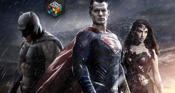 """#CCXP: Figurinista de """"Batman vs Superman"""" conta detalhes sobre os trajes dos heróis"""