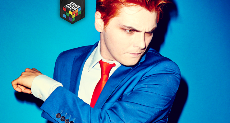 #CCXP: Gerard Way, ex vocalista do My Chemical Romance, conta detahes do quadrinho Umbrella Academy