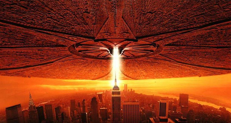 "Divulgado primeiro trailer legendado de ""Independence Day: Resurgence"""