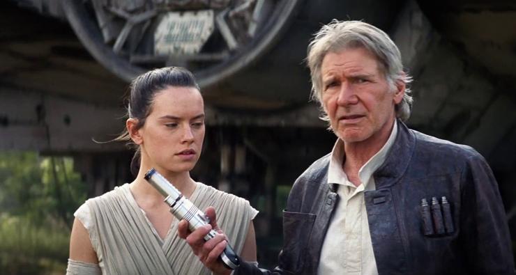 """Elenco de """"Star Wars: O Despertar da Força"""" canta famosa música-tema da saga em vídeo"""
