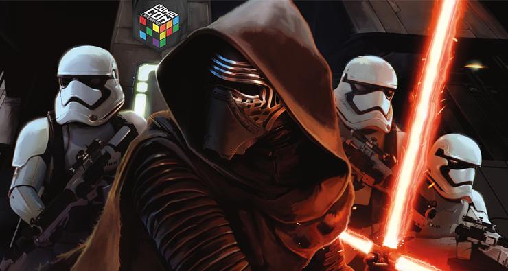 "#CCXP: Confira o que rolou no painel de ""Star Wars"", o mais aguardado da Comic Con Experience"