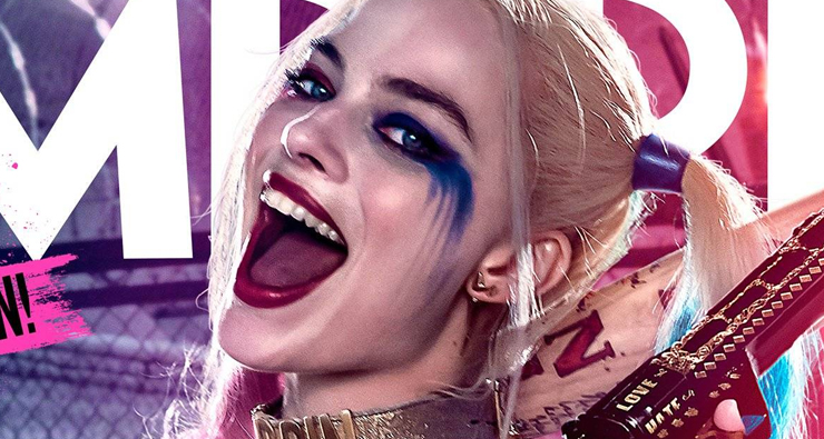 """Novo trailer de """"Esquadrão Suicida"""" tem Coringa em tanque químico e música do Queen"""