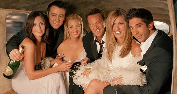 """OMG! Elenco completo de """"Friends"""" se reunirá em especial de TV"""