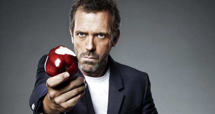 Hugh Laurie, o Dr. House, interpretará um neuropsiquiatra em nova série