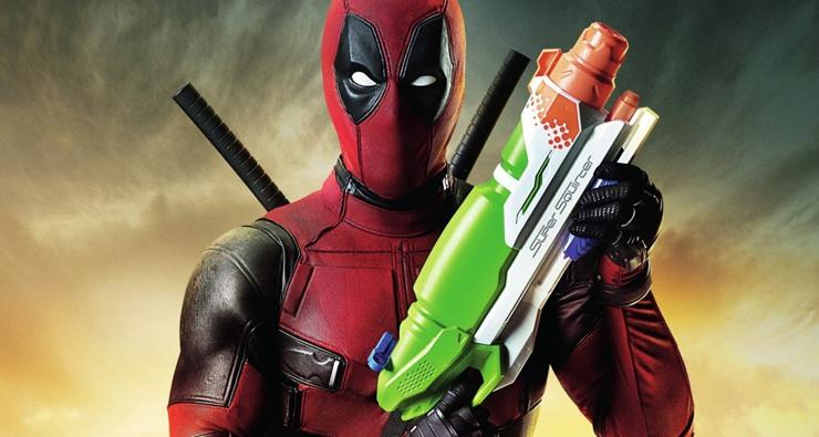 """""""Deadpool"""" não será lançado na China por ser muito violento"""