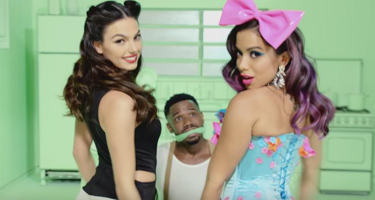 """Anitta lança clipe bem divertido no estilo """"cartoon"""" para a música """"Essa Mina É Louca"""""""