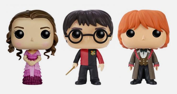"""OMG! Funko lançará novos bonequinhos da saga """"Harry Potter"""""""
