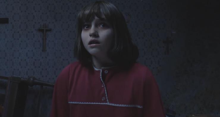 """Assista ao primeiro trailer assustador de """"Invocação do Mal 2"""""""