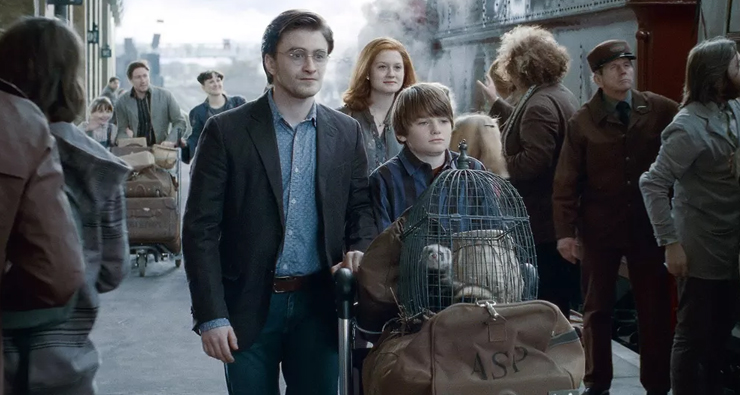 Resultado de imagem para Harry Potter e a Criança Amaldiçoada peça