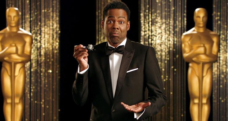 Discurso de abertura de Chris Rock alfineta falta de negros no Oscar 2016