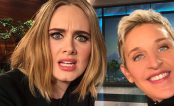 "Adele participa do jogo ""Regra dos 5 Segundos"" no programa da Ellen Degeneres"