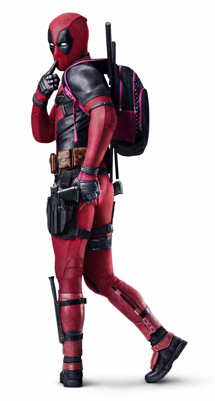 deadpool uniforme