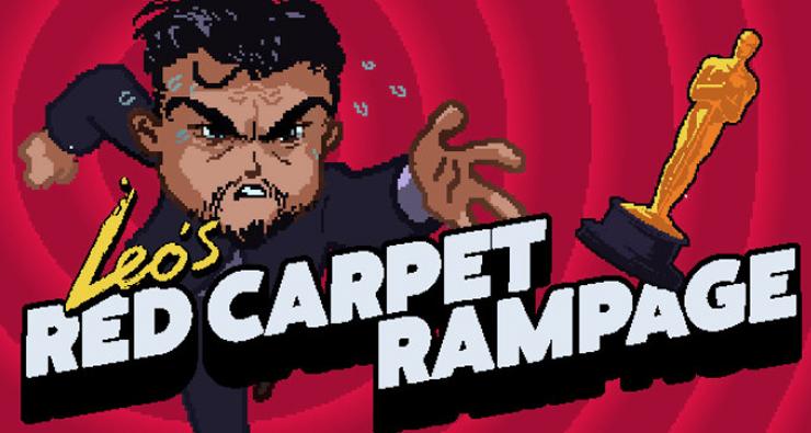 Ajude o Leonardo DiCaprio a ganhar um Oscar nesse maravilhoso jogo viciante!
