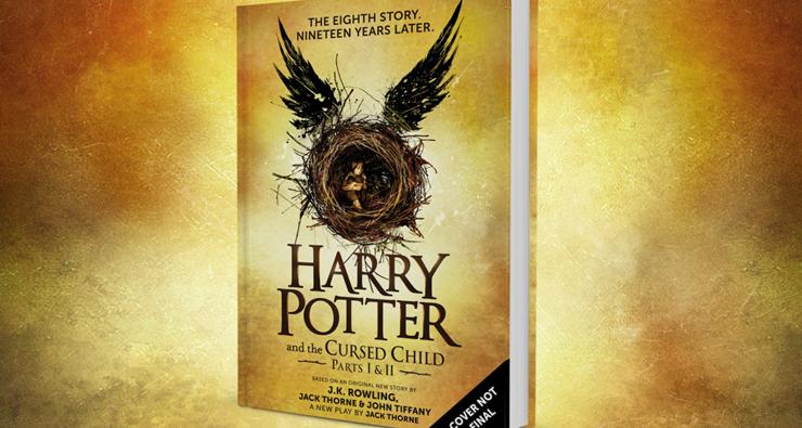 """Livro da peça """"Harry Potter e a Criança Amaldiçoada"""" ganha data de lançamento!"""