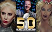 Assista ao Super Bowl ao vivo com apresentações de Lady Gaga, Coldplay, Beyoncé e mais