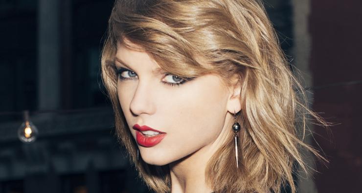 "Taylor Swift anuncia novo single do álbum ""1989"""