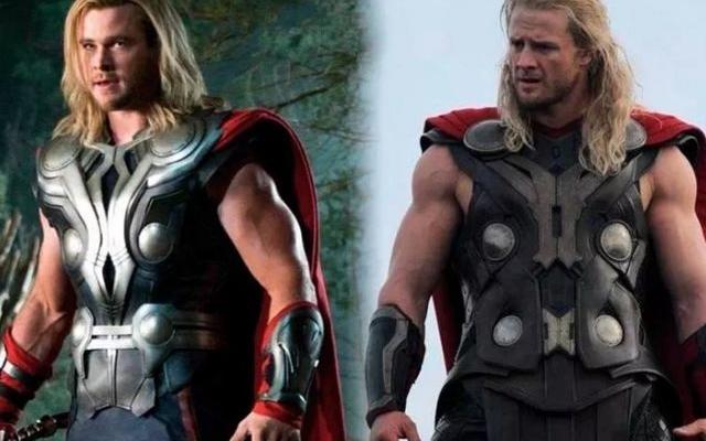 15 famosos atores ao lado de seus dublês nos bastidores dos filmes