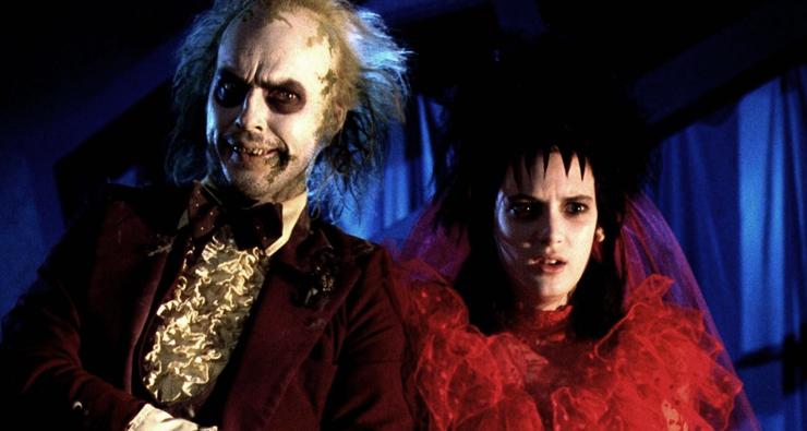 """[ATUALIZADO] Tim Burton confirma elenco original na sequência de """"Os Fantasmas se Divertem"""""""