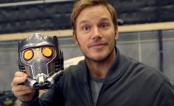 """Chris Pratt mostra os bastidores de """"Guardiões da Galáxia 2"""" em vídeo para campanha beneficente"""