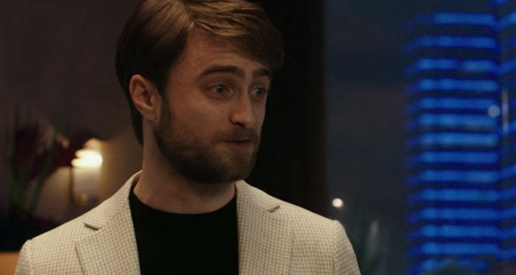 """Daniel Radcliffe é o vilão em novíssimo trailer de """"Truque de Mestre 2"""""""
