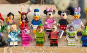 Personagens icônicos da Disney ganham sua versão LEGO!