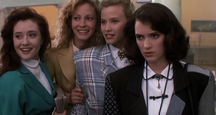 """As Heathers vão voltar! O filme """"Atração Mortal"""", de 1988, virar série de TV"""
