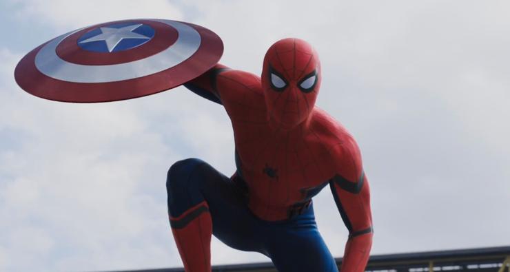 """OMG! Homem-Aranha aparece em trailer final de """"Capitão América: Guerra Civil"""""""