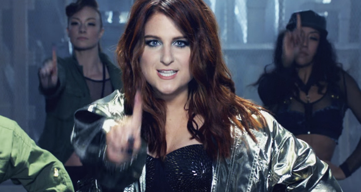 "Meghan Trainor mostra o poder feminino no clipe de ""NO"", seu novo single"