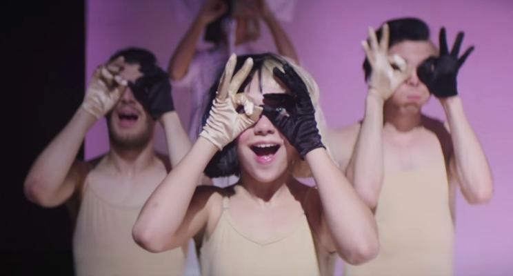 """Vem ver """"Cheap Thrills"""", o novo clipe da Sia!"""