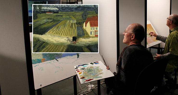 INCRÍVEL! Filme sobre Van Gogh tem 57 mil frames pintados à óleo; assista ao trailer